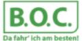 Logo von BOC